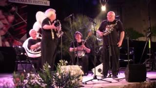 """""""Sopranissimo""""  avec Marc Laferrière et Daniel Huck à Jazz Entraigues Festival 2016."""