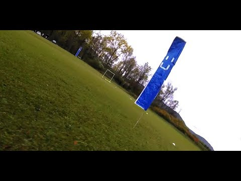 How to Make a Cheap Quadcopter Racing Feather Flag - Fast and Awesome Tv