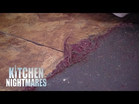Restaurant Smells Like Dead Bodies - Kitchen Nightmares