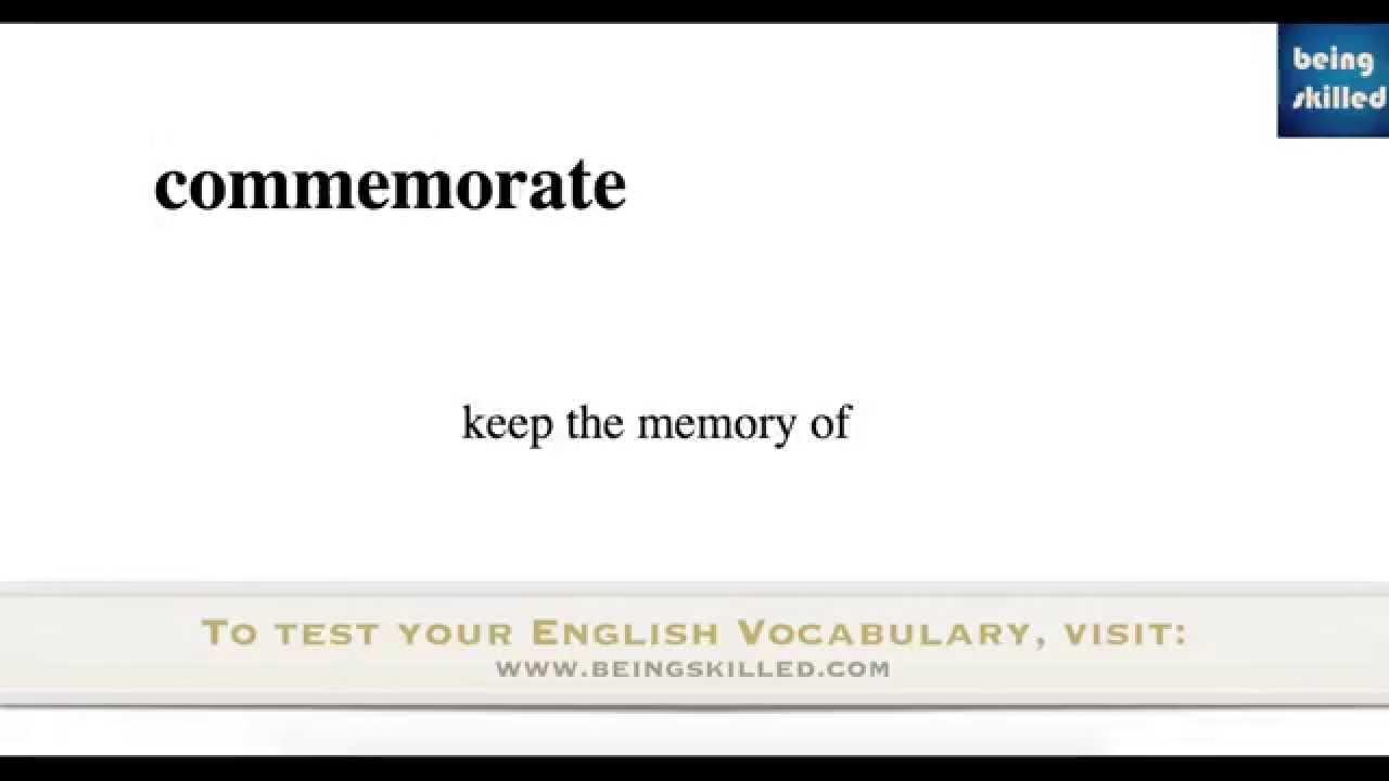 Mnemonics for gre words