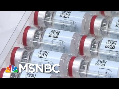 Rare Inside Look At A Lab Where Vaccine Ingredients Are Being Mixed & Developed   MTP Daily   MSNBC