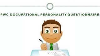 pwc occupational personality question test opq