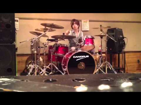 MR.BIG  Temperamental  Drum Cover