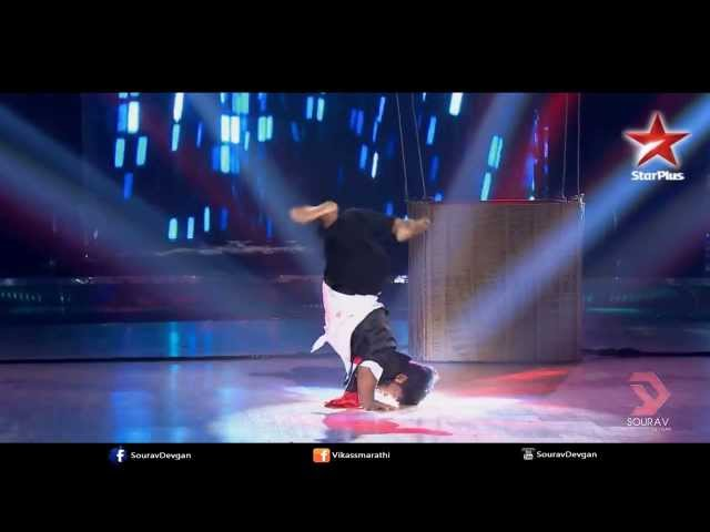 ( Vikas Sawant ) Contestant in Indian Dancing Superstar 2013(Official Video) Travel Video