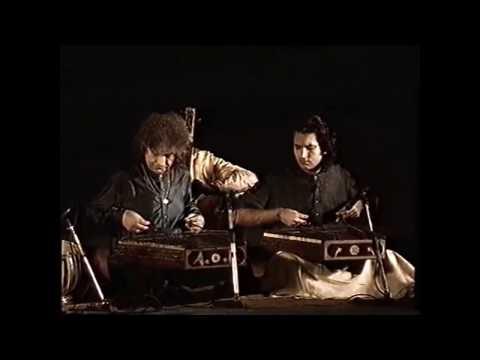 ShivKumar Sharma & Rahul Sharma: Raga Kaunsi Kanada Full (Kashmir Sufiana Music)