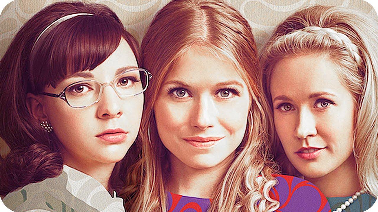Download GOOD GIRLS REVOLT Season 1 TEASER TRAILER (2016) Amazon Series