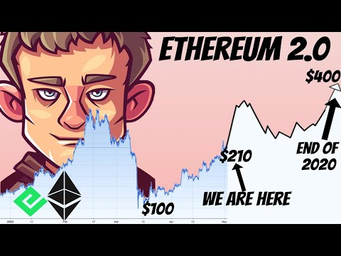 Time To Buy ETH | Ethereum 2.0 Upgrade Can Trigger ETH Price Rally