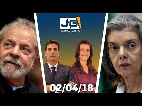 Jornal da Gazeta - Edição das 10 - 02/04/2018