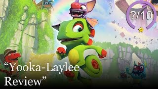Yooka Laylee Review (Video Game Video Review)