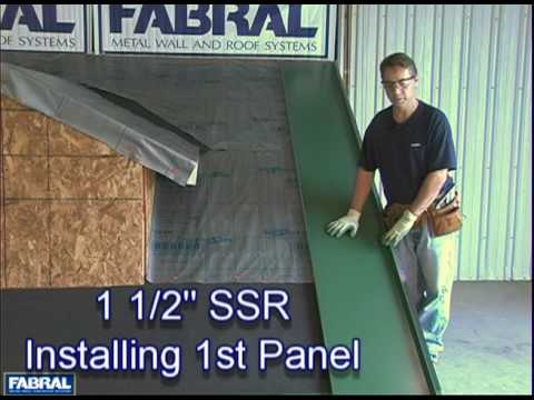 Fabral Ssr 05 First Panel Youtube