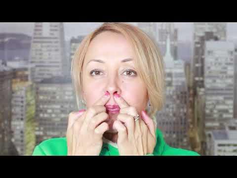 Как убрать сопли с носа