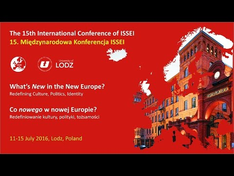 ISSEI Conference 2016 in Lodz, POLAND
