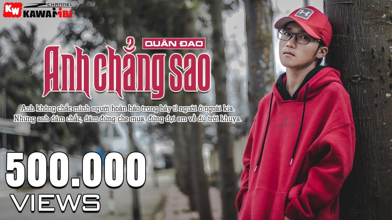 Anh Chẳng Sao – Quân Đao [ Official Lyric Video ]