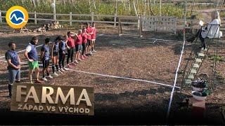 FARMA - Farmárov čaká veľká futbalová bitka: Bude to poriadny masaker!