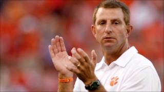 Dabo Swinney gives emotional speech after national championship game