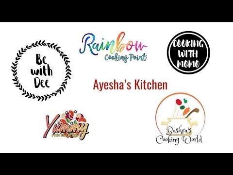 প্রতিভা সম্পন্ন বাংলাদেশি কিছু কুকিং চ্যানেল কে প্রমোট | Promoting Promising Cooking Channels