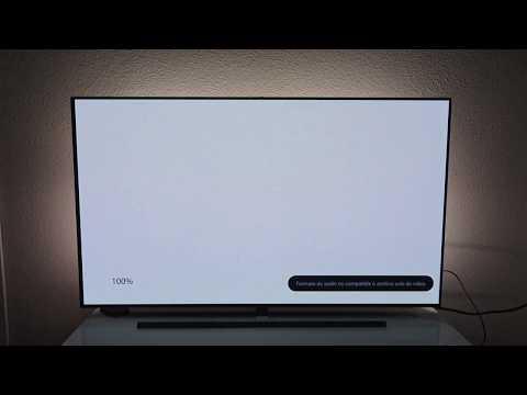 Philips OLED 854 - Test [BANDING] y Escalado DVD