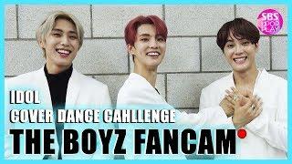 "[IDOL COVER DANCE CAHLLENGE]   아이돌 커버댄스 챌린지 ""THE BOYZ"" FANCAM/ EXO 'LOVE SHOT'"