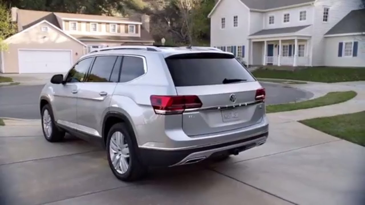 2019 Volkswagen Atlas 4motion Much Better Than Q7