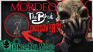 12 Things You Missed In Mordeo | Crypt TV