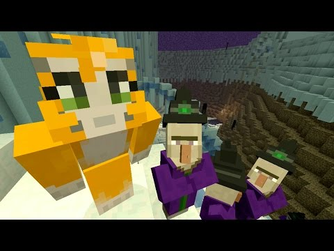 Minecraft Xbox - Mario 64 - Penguin Rescue {2}