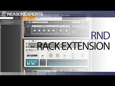RND Rack extension made by Lectric Panda | ReasonExperts