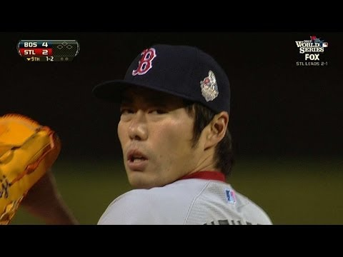 Uehara pitches scoreless ninth for save
