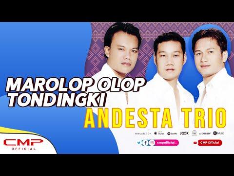Andesta Trio - Marolop-Olop Tondingki