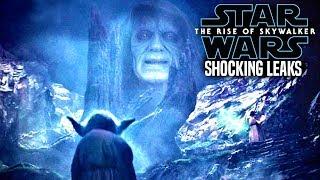 The Rise Of Skywalker Scene Leaks WARNING! (Star Wars Episode 9)