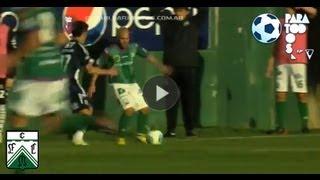 César Carranza caños. Torneo Primera B Nacional 2013. Fútbol Para Todos.