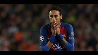 Gol de Neymar sobre PSG concorre ao melhor da CL