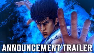 Fist of the North Star: Lost Paradise Announcement Trailer!