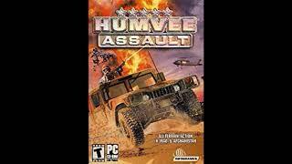Humvee Assault - Main Menu