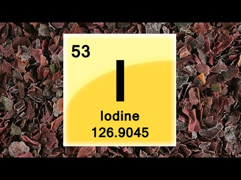 IODINE: Should VEGANS be worried? (Why you may want to supplement)