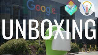 Google for Education Innovator Academy UNBOXING!
