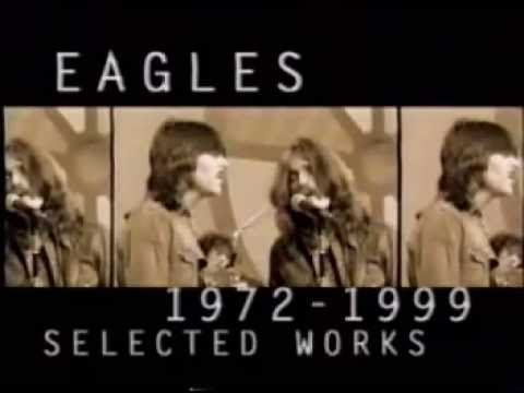 """2000 Eagles """"Selected Works: 1972-1999"""" Album commercial"""