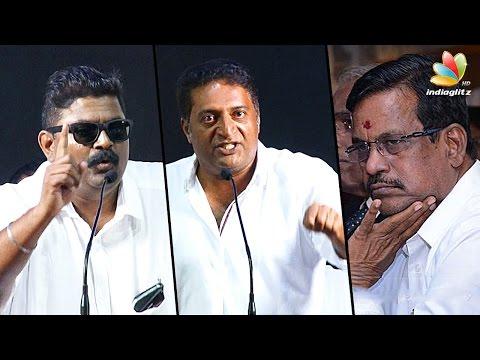 I'm Kannadiga with better Tamil than you : Prakash Raj, Mysskin's Controversial Speech
