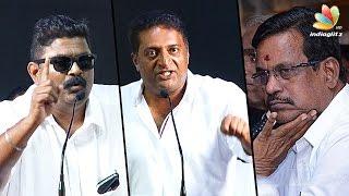 Prakash Raj Controversial Speech - I'm Kannadiga with better Tamil than you