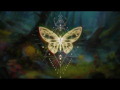 The New Butterfly Effect ⁂ Boost Positive Energy Vibrations ⁂ Positive Vibes Meditation Music