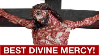 THE BEST Chaplet of Divine Mercy video EVER MADE!