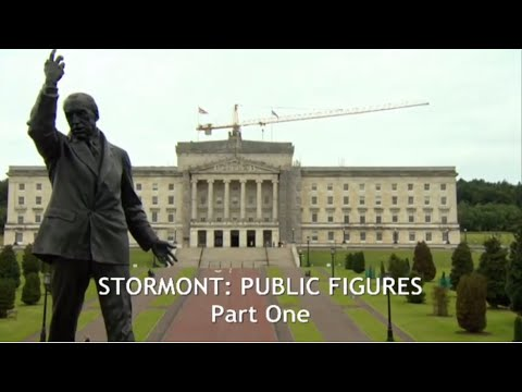 BBC Spotlight: Stormont - Public Figures (Part 1)