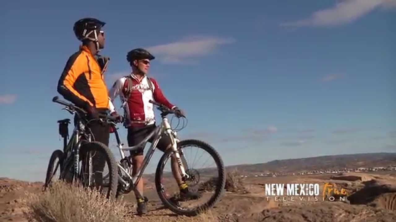 NM True TV - Gallup Mountain Biking