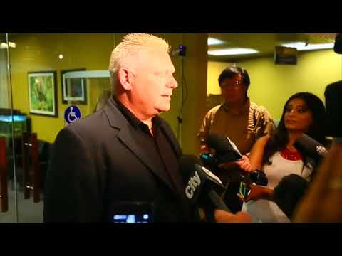 Doug Ford fires at Police Chief Bill Blair