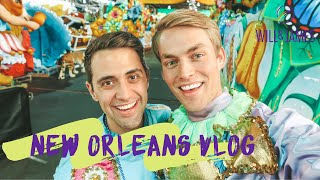 VISITING NEW ORLEANS | Travel Vlog | Will + James