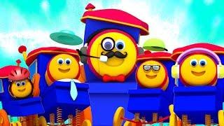 cinco pequeños bebés | poesías infantiles español | Five Little Babies | Spanish Kids Songs
