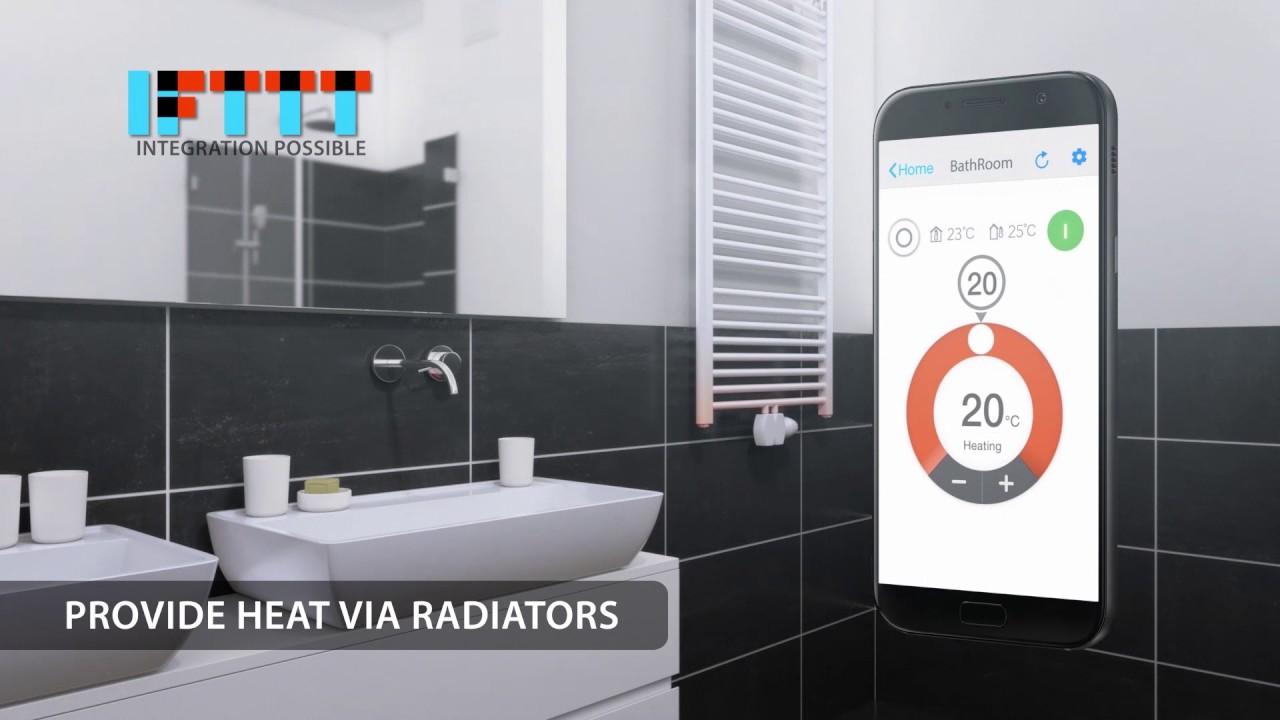 Daikin Altherma Hybrid Heat Pump Multi Animations En