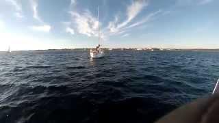 Les Glénans - Marseillan pays du soleil et du vent