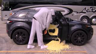 Rudy Gobert pranked with popcorn
