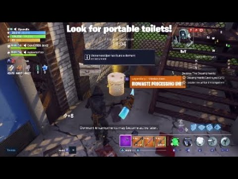 Fortnite Save the World - Blockbuster event part 3 - Jack of All Trades Quest Guide!