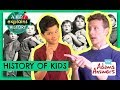 THE HISTORY OF KIDS (PART 1) - A Kid Explains History, Episode 24